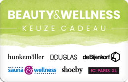 Beauty & Wellness Keuze Cadeau