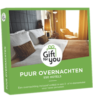 Gift For You - Puur Overnachten