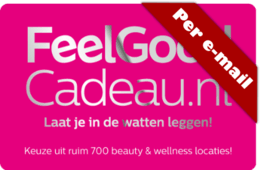 Uw FeelGood Cadeau e-voucher