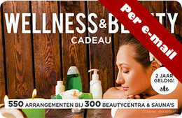 Beauty wellness cadeau