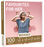 bongo favourites for her