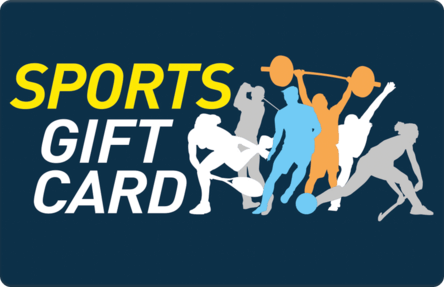 sports giftcard